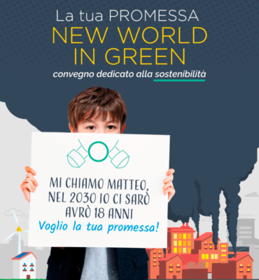 new world in green