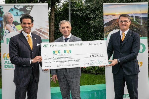 NWG Italia e Energia con ANT