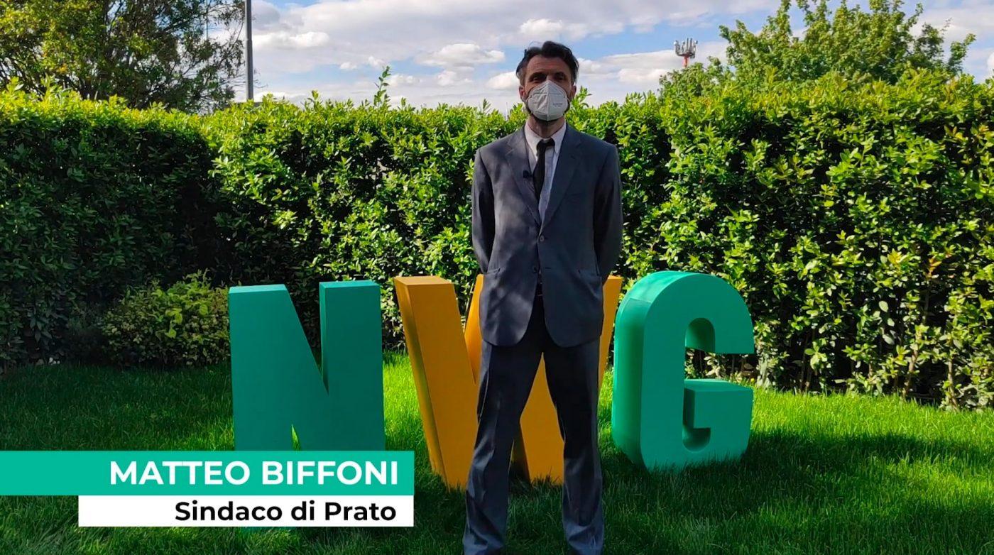 il sindaco di Prato